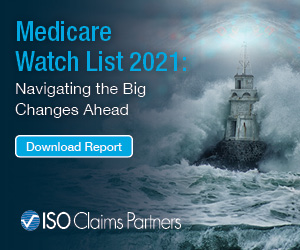 Verisk Medicare Watch List 2021